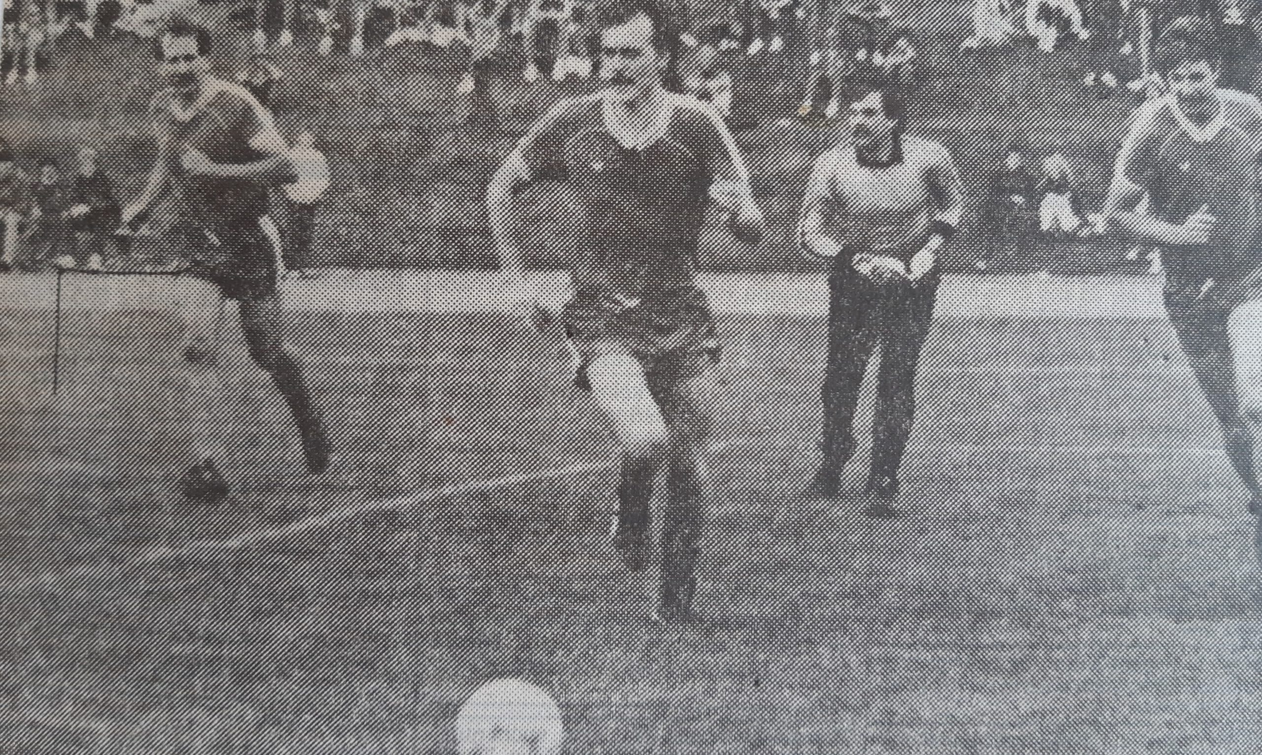 Kreisliga 1984: SV Viktoria Gerblingerode gegen SV Eintracht Gieboldehausen