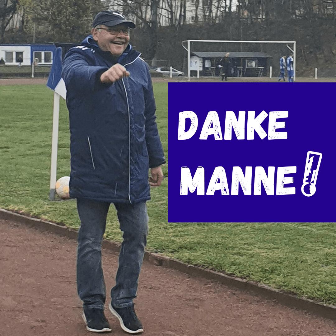 Manne Baltes legt Traineramt nieder