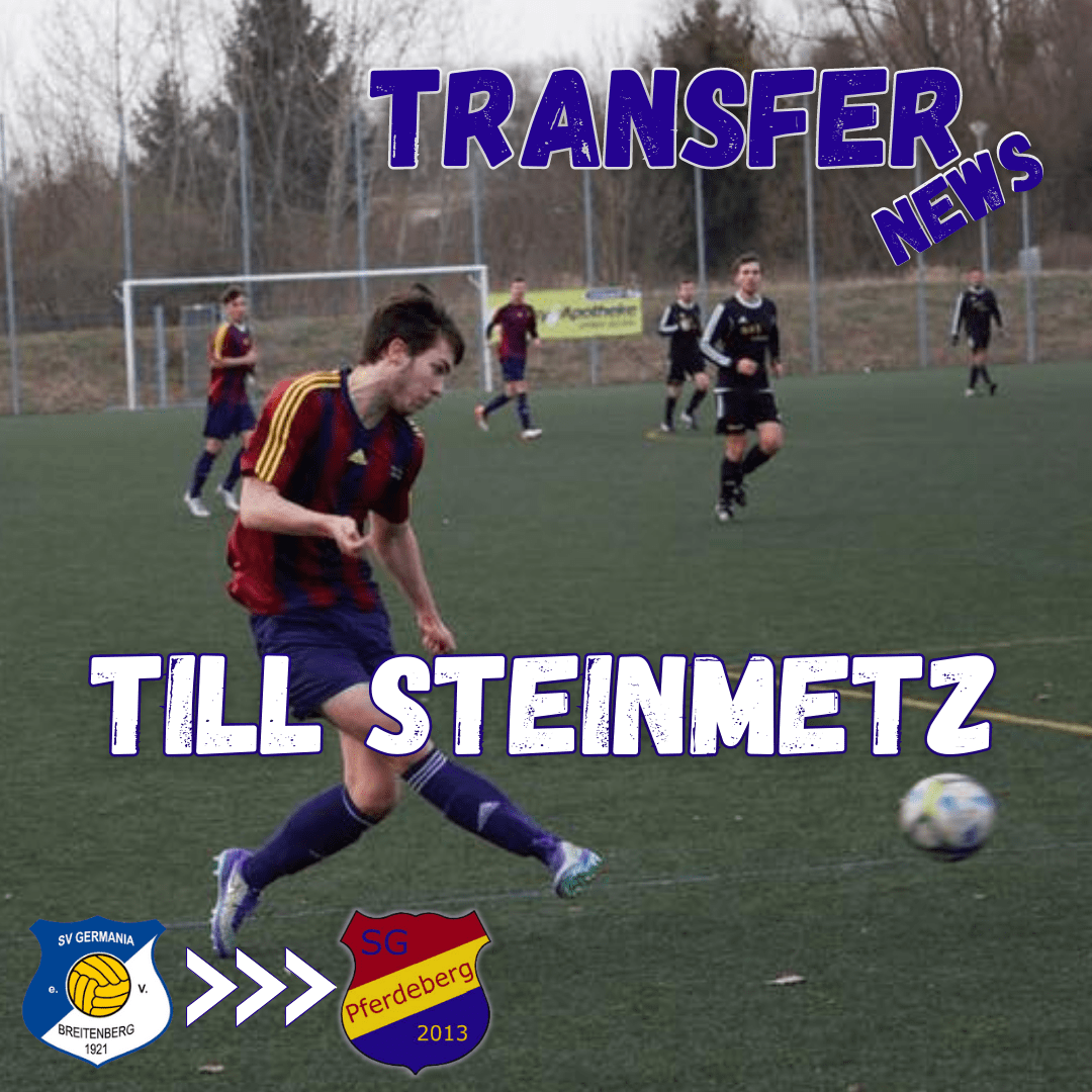 Till Steinmetz wird zur SG Pferdeberg zurückkehren