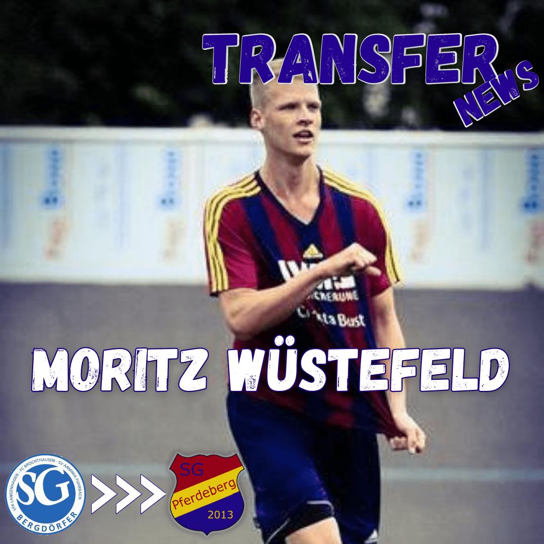 Moritz Wüstefeld feiert Comeback bei der SG Pferdeberg