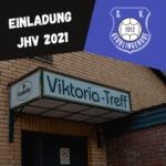 Jahreshauptversammlung am 9. Juli 2021