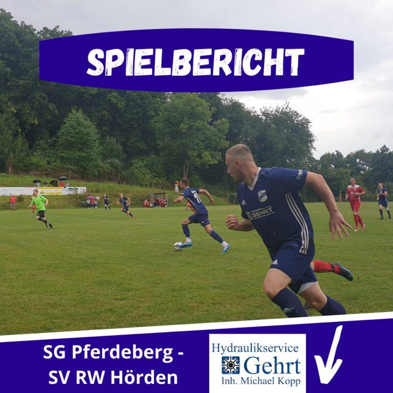 Read more about the article SG Pferdeberg schlägt RW Hörden mit 6:0.