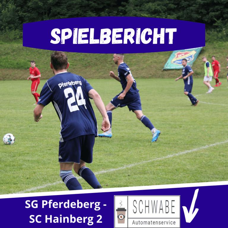 Read more about the article SGP teilt nach einem hochklassigen Spiel spät die Punkte.